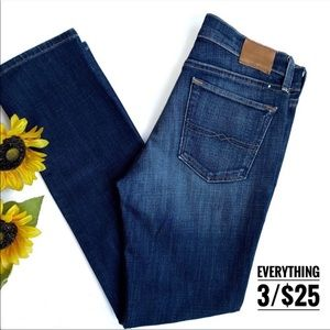 Lucky Brand Sweet Straight Jeans Size 4/27